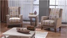 כורסאות מעוטרות - אלבור רהיטים