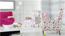 כורסאות משובצות - אלבור רהיטים