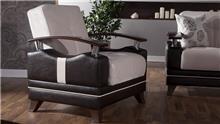 כורסא אלגנטית מעוצבת - אלבור רהיטים