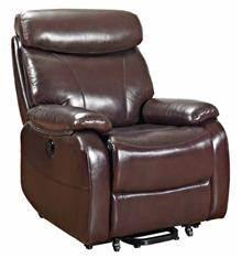 כורסא חומה אורתופדית - אלבור רהיטים