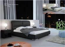 מיטה זוגית כהה - אלבור רהיטים
