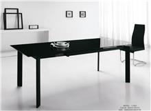 שולחן שחור - אלבור רהיטים