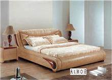 מיטה מעוצבת - אלבור רהיטים