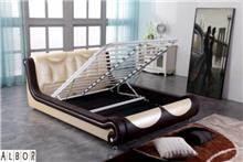 מיטה זוגית מרשימה - אלבור רהיטים