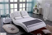 מיטה זוגית יוקרתית - אלבור רהיטים