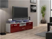 מזנון אדום - אלבור רהיטים