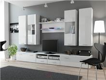 מערכת ריהוט לסלון - אלבור רהיטים