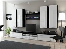 מערכת ריהוט מרשימה - אלבור רהיטים