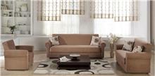 מערכת ישיבה מעוצבת לסלון - אלבור רהיטים