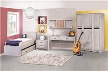 חדר ילדים מעוצב - אלבור רהיטים