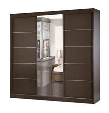 ארון עם דלת מראה - אלבור רהיטים