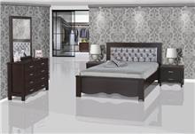 חדר שינה יוקרתי - אלבור רהיטים
