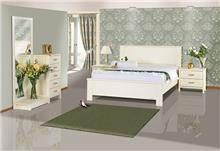 חדר שינה שמנת - אלבור רהיטים
