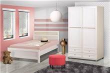 חדר ילדים בהיר - אלבור רהיטים