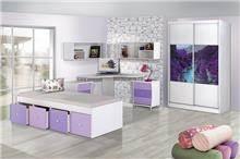 חדר ילדים לילך - אלבור רהיטים