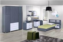 חדר ילדים נייבי - אלבור רהיטים