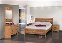 חדר שינה בעיצוב גלי - אלבור רהיטים