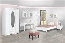חדר נסיכות מועצב - אלבור רהיטים