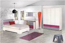 חדר ילדים ססגוני - אלבור רהיטים