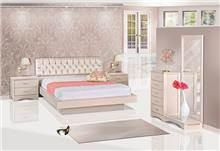 חדר שינה מיטה מרחפת - אלבור רהיטים