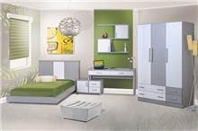 חדר ילדים מסוגנן - אלבור רהיטים