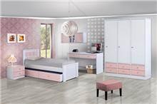 חדר בנות - אלבור רהיטים