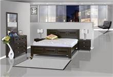 חדר הורים שחור - אלבור רהיטים
