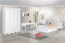 חדר נסיכות מפנק - אלבור רהיטים