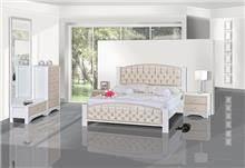 חדר הורים בסגנון קפיטונאג' - אלבור רהיטים