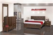 חדר הורים חום - אלבור רהיטים