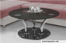 שולחן סלון שחור - אלבור רהיטים