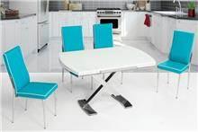 שולחן אוכל ovally - אלבור רהיטים