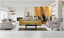 מערכת ישיבה NİSAN - אלבור רהיטים