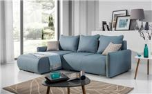 ספה פינתית נפתחת Pezzo - אלבור רהיטים