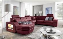 ספה פינתית נפתחת Napoli - אלבור רהיטים