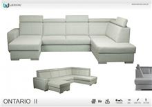 ספה פינתית Ontario II - אלבור רהיטים