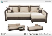 ספה פינתית Filip - אלבור רהיטים