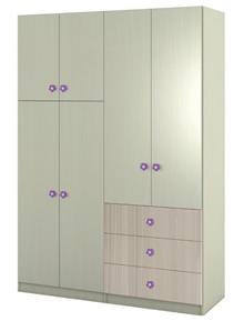 ארון דלתות פתיחה C3 - אלבור רהיטים