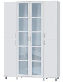 ארון דלתות פרופיל PD105 - אלבור רהיטים