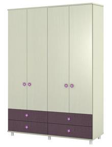 ארון דלתות פתיחה C8 - אלבור רהיטים