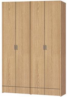 ארון דלתות פתיחה D201 - אלבור רהיטים