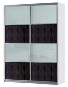 ארון הזזה QLS2400 - אלבור רהיטים