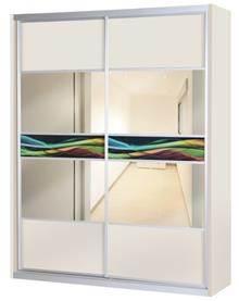 ארון הזזה QLM2600 - אלבור רהיטים