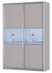 ארון הזזה QL2158 - אלבור רהיטים