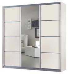 ארון הזזה QM2104 - אלבור רהיטים