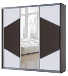 ארון הזזה QM2103 - אלבור רהיטים