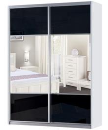 ארון הזזה QM2102 - אלבור רהיטים