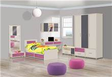 חדר ילדים קומיקס - אלבור רהיטים
