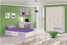 חדר ילדים מגיק - אלבור רהיטים