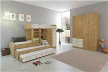 חדר ילדים ביג - אלבור רהיטים